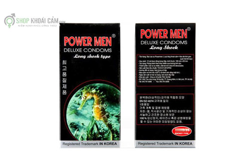 bao power men